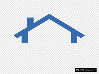 House Roof Svg Vector House Roof Clip Art Svg Clipart