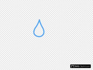 Light Blue Tear