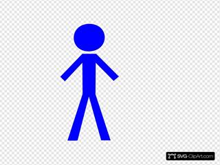 Man SVG Clipart