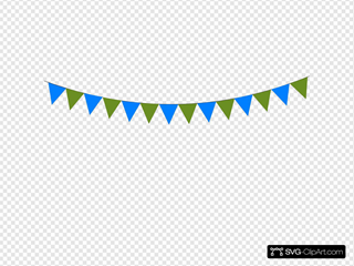 Summer Fete Bunting