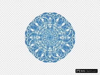 The Blue Ornament