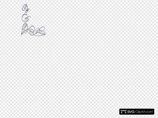Decorative Swirl Final Clipart