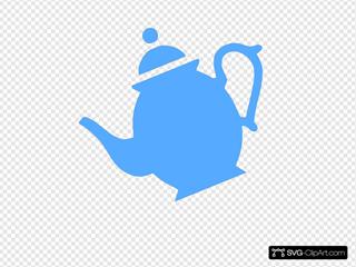 Teapot Pouring