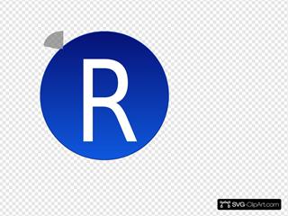 R Blue