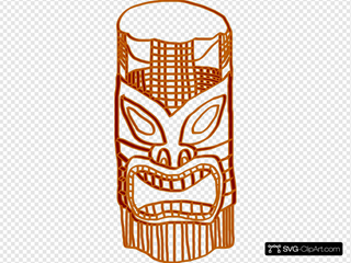 Tiki Golden Brown