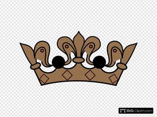 Brown Crown