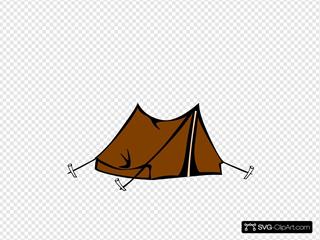 Brown Tent