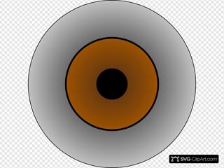Tonlima Olhos Castanhos Brown Eye