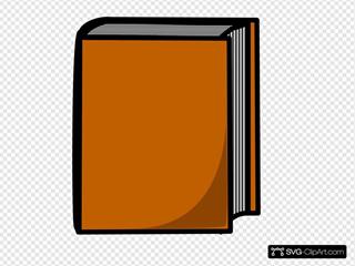 Book SVG Clipart