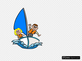 Sailboat With Kids
