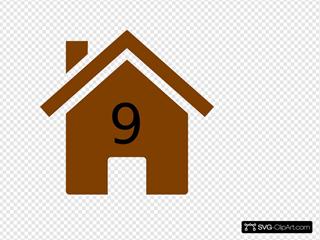 Nine Brown House