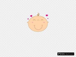 Loved Baby 5 Clipart