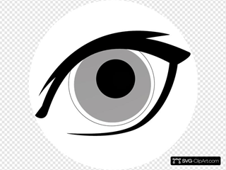 Cartoon Eye New