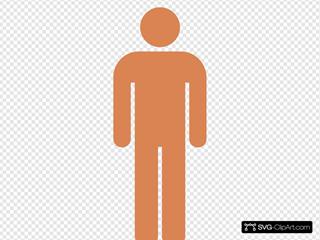 Toilet Man, Golden Brown
