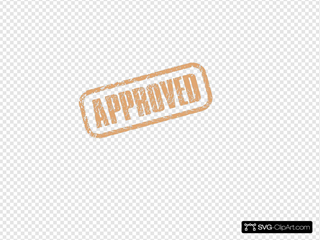 Approved SVG Clipart