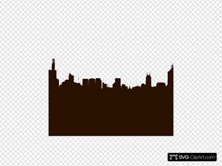 Basic City Silhouette