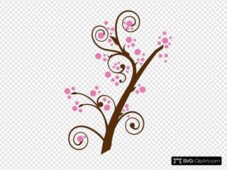 Brown Tree Branch