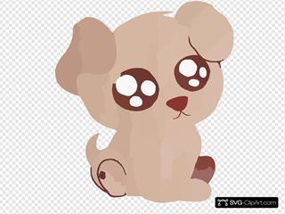 A Cute Puppy