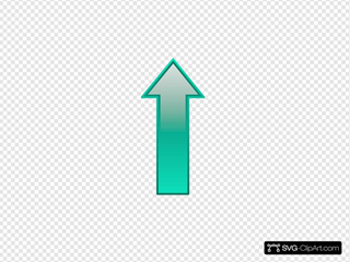 Arrow-up-seagreen