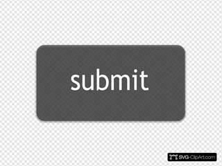 Simple Gray Submit Button Three