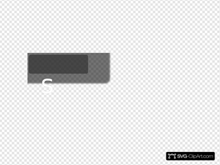 Simple Gray Submit Button Four