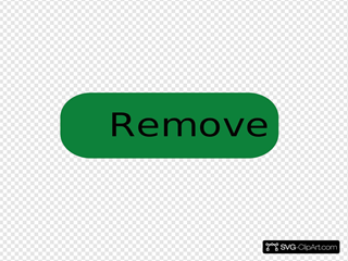 Remove Button Green