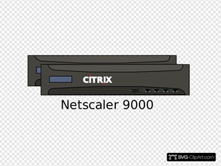Citrix Netscaler 9000 Pair