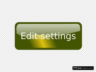 Edit Settings Unpressed