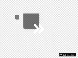 Gray Last Button
