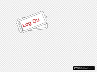 Log Ticket Button