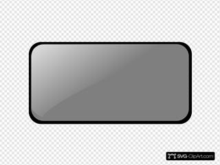 Black Rectangle Button