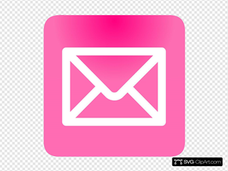 Pink Email Button