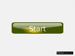 New Star Green Button