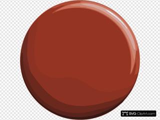 Pbcrichton Flat Button