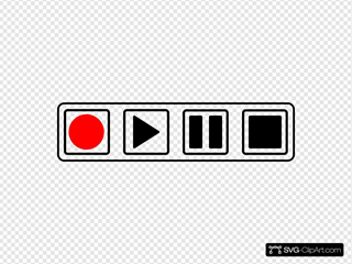 Audio Control Buttons