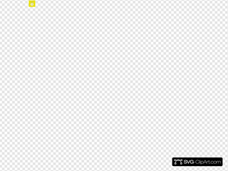 Yellow Lock Icon