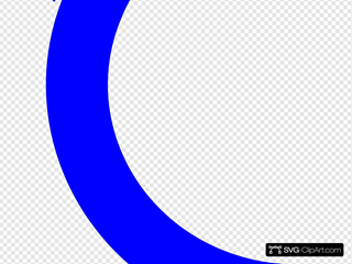 Blue F Power Button