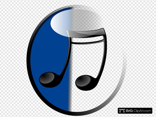 Music Button Sm