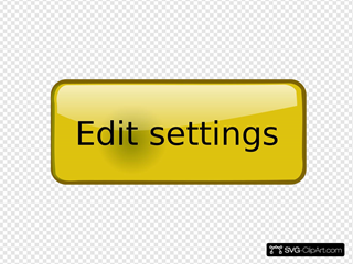 Edit Settings Pressed