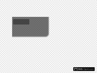 Thin Gray Next Button