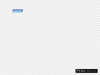 Cancel Button SVG Clipart