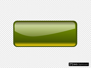 Orange Rectangle Button SVG Cliparts