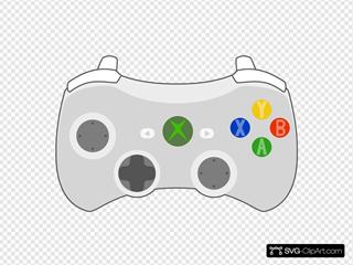 Xbox Controller Scheme