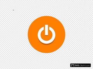 Oranzove Tlacitko