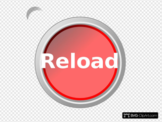 Red Reload Button