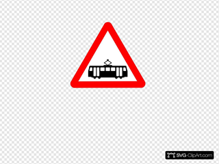 Road Signs Tram