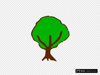 Rpg Map Symbols Tree 5