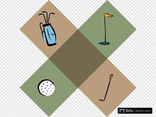 Golf Symbols