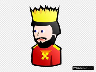 Card Figure - King