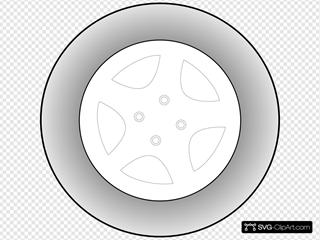 Wheel Chrome Rims